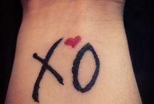 Tattoos / by Abbie Bailey