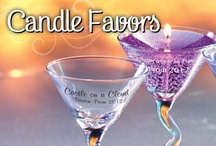 Event Favors to Personalize / Trying to come up with party favor ideas for your guests?  We have favor ideas and products for you to pin. / by Stumps Party