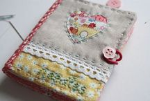pinkeepers & needlebooks / Cute ways to keep your pins & needles safe