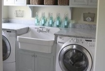 Laundry Room / by Amanda Freeman {Realistically Domestic}
