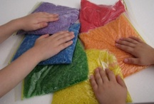 Messy Sensory Fun / by Kristin Clark