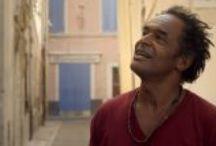 Yannick Noah / Pour plus de Yannick Noah, visitez son site officiel www.yannicknoah.com  / by Sony Music France