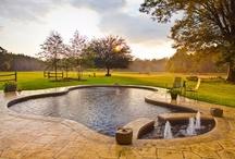 Homes - pools