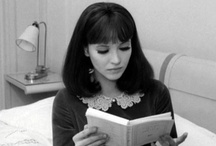 Anna Karina / Anna Karina (born Hanne Karin Blarke Bayer; 22 September 1940) is a Danish, now French citizen, film actress, director, and screenwriter who has spent most of her working life in France.