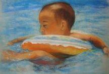 Art/ Lola Clement / En este tablero destaco todos mis trabajos de manualidades que junto con mi hijo, comparto en nuestro blog