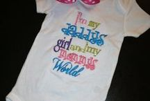 Baby Girl Clothes! :) / by Courtney Jones