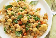 Pescatarian/Vegetarian