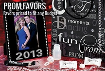 Top Prom Favors for 2013 / Customize and Personalize Prom favors and Keepsakes that they'll save forever! / by Stumps Party