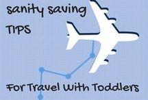 Travel with Kids / How to travel with kids. Travel with Children. Tips for travel with kids.