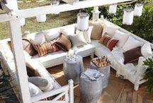 Outdoor Space / Outdoor space, outdoor living, home and garden