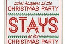 Ugly Christmas Jumper Party / by Nat Leeman
