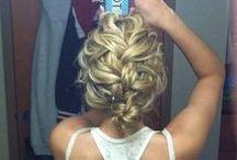 Hair! / by Courtney Jones