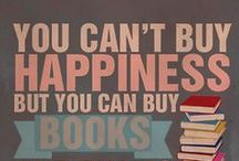 Books=Happiness / by Courtney Jones