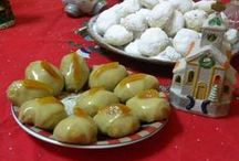 Christmas /  Χριστούγεννα  / Christmas food ideas  / Ιδέες για Χριστουγεννιάτικα Φαγητά