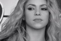 Shakira / by Sony Music France