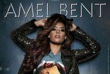 Instinct Tour | Amel Bent  / Retrouvez sur la carte toutes les dates d'Amel Bent pour son Instinct Tour / by Sony Music France