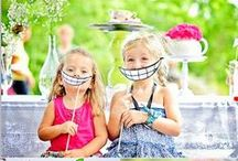 Alice In Wonderland Theme / Take your guests on an adventure / by Stumps Party