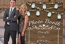 Rustic Romance Wedding Theme / Is your wedding plan to be Rustic and Romantic? / by Stumps Party