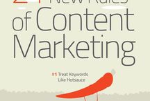 Web Marketing & SMM / Infographic and resource about web marketing.