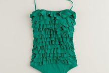 Summer! / Swimsuits, cover ups, etc. / by Courtney Day