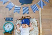 Geboortekaartje foto diy / Je ziet overal toffe, zelfgemaakte fotokaartjes. Met behulp van dit bord, maak jij binnen een handomdraai ook zo'n gaaf geboortekaartje! #diy #fotokaart #geboortekaartje #baby