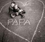 Vaderdag / De leukste ideeen voor vaderdag om papa's extra te verrassen op deze speciale dag.
