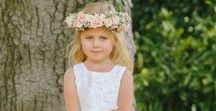 Flower Girls and Ringbearers / Flower Girl dresses and boy's formarlwear
