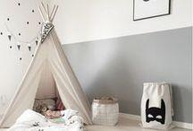 Babykamer / Lieve, stoere en vooral hele mooie babykamers om inspiratie op te doen voor jouw baby'tje.