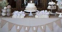 Babyshower / Alle inspiratie om een geslaagde babyshower neer te zetten, vind je hier! Spellen, drankjes, taarten en leuke decoratie om de babyshower tot een onvergetelijk feest te maken.