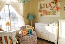 kids rooms / by Allison Haggard