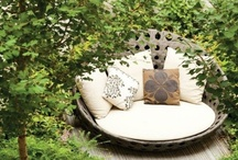 Outdoor living / by Amy Cribbins