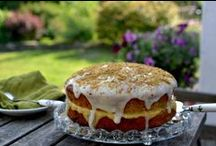Cakes and Bakes / by Greenside Up