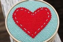 ❀ Shape of the heart...