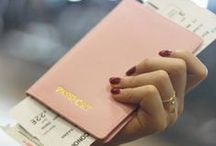No Cure Like Travel / Destinations and travel hacks / by Rina Princess