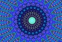 Something Blue / by Amy Cribbins