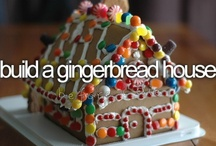 Gingerbread House Extravaganza! / by Schuyler Blyth