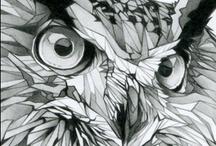 Owls   Dreamcatchers