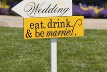 Weddings & wine / Having your wedding at a winery? Having a wine themed wedding? Here's some inspiration and ideas for you.