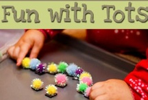 Ed. Fun for Tiny / by Cheryl Grider
