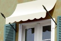 For the love of awnings! / by Amy Cribbins