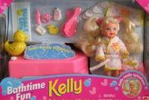 I'm a Barbie Girl! <3 / In a Barbie world.  My Childhood Barbie Dolls & Barbie Toys!!! <3 / by Faith Williams