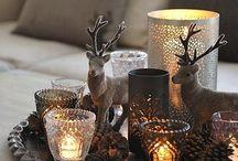 Inspiration: Woodland Christmas / My Christmas theme!
