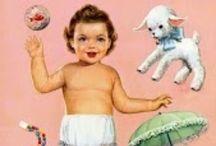 vintage | paper dolls... / Vintage paper dolls... / by Little Box o' Vintage | Mrs Jones Inc.