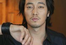 So Ji Sub / So Ji Sub, Korean A list actor.