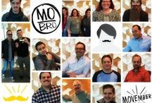"The ""Mo"" Movement: Control4 Supports Men's Health / Employees of #Control4 participated in #Movember to raise money and awareness for prostate and testicular cancer research and general men's health. The team, Fans of Control4, was created as an open group for anyone who wished to join in and help with this worthy cause. No matter what style of ""mo"" a team member grew or to what degree, they all look dashing and exude confidence, sophistication, and have a well-deserved swagger. Take a look at some of this mustache majesty! / by Control4"