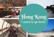 Hong Kong Trip Plan / One day I'll get back to the first stop abroad I ever made: Hong Kong.  #asia #hongkong #disneyland