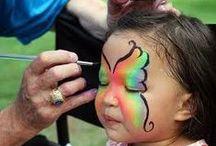 Face Painting Fantablous / paint that face!