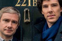 Sherlock Holmes / by Mallory Moore