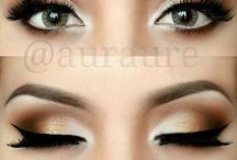 Eyeshadow / by Mallory Moore