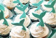 Sea / Cookies & Cakes & Cupcakes / by Elma